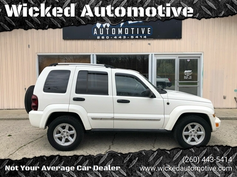 2005 Jeep Liberty for sale in New Haven, IN