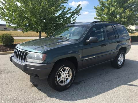 2002 Jeep Grand Cherokee for sale in New Haven, IN