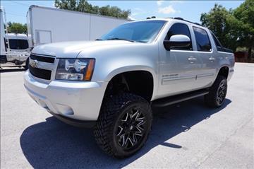 2011 Chevrolet Avalanche for sale in Seffner, FL