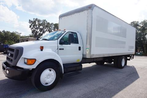 2007 Ford F-650 for sale in Seffner, FL