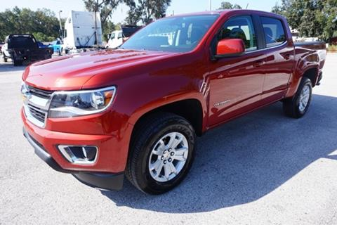 2016 Chevrolet Colorado for sale in Seffner, FL