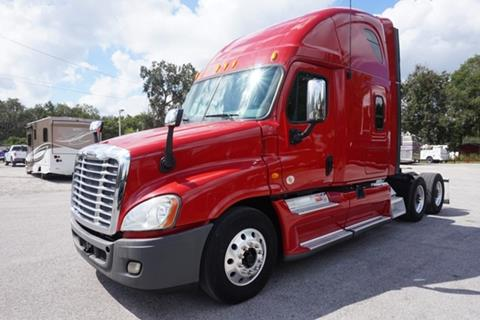 2012 Freightliner Cascadia for sale in Seffner, FL