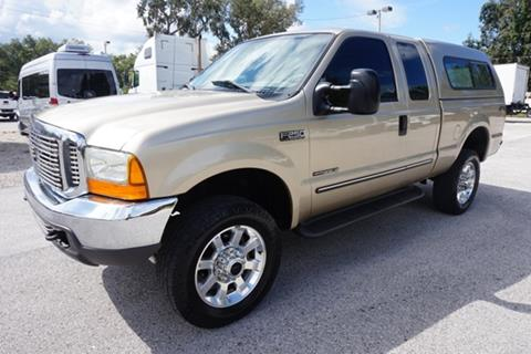 2000 Ford F-250 Super Duty for sale in Seffner, FL