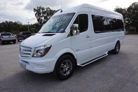2014 Mercedes-Benz Sprinter Cargo for sale in Seffner, FL