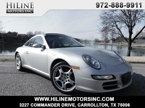 2007 Porsche 911 for sale in Carrollton, TX
