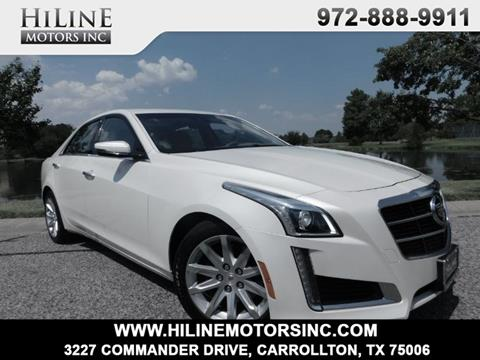 2014 Cadillac CTS for sale in Carrollton, TX