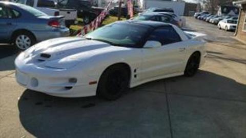 2002 Pontiac Firebird for sale in Nashville, IL