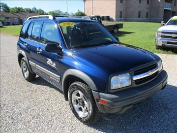 2002 Chevrolet Tracker for sale in Orleans, IN