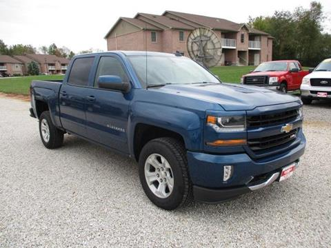 2018 Chevrolet Silverado 1500 for sale in Orleans, IN