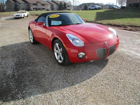 2008 Pontiac Solstice for sale in Orleans, IN