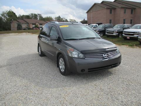 2007 Nissan Quest for sale in Orleans, IN