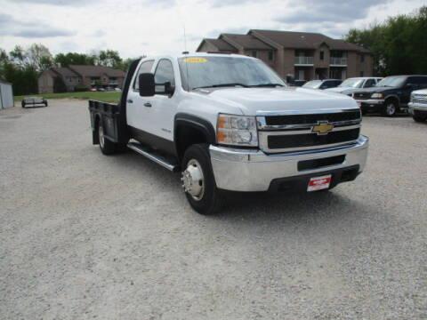 2013 Chevrolet Silverado 3500HD for sale at BABCOCK MOTORS INC in Orleans IN