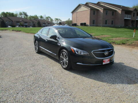 2017 Buick LaCrosse Essence for sale at BABCOCK MOTORS INC in Orleans IN