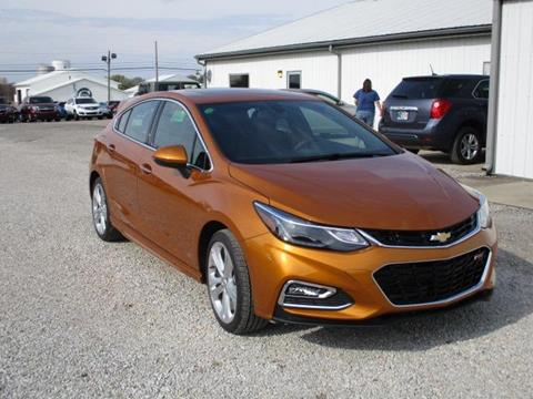 2017 Chevrolet Cruze for sale in Orleans, IN