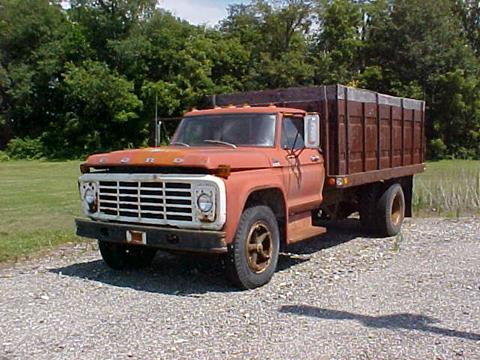1974 Ford F-700 for sale in Orleans, IN