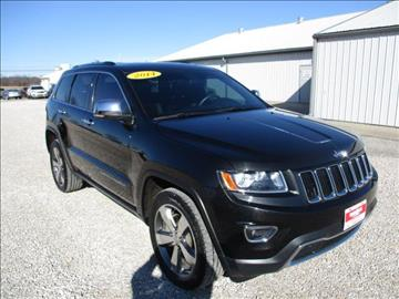 2014 Jeep Grand Cherokee for sale in Orleans, IN