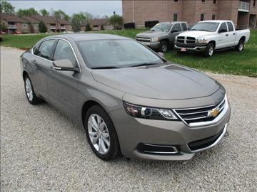 2017 Chevrolet Impala for sale in Orleans, IN
