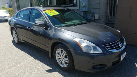 2010 Nissan Altima for sale in Auburn, ME