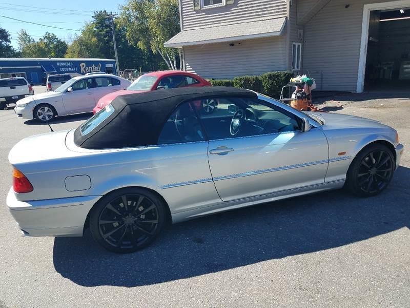 Bmw Series Ci Dr Convertible In Auburn ME Real Deal - 2001 bmw convertible