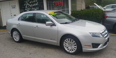 2011 Ford Fusion Hybrid for sale in Auburn, ME