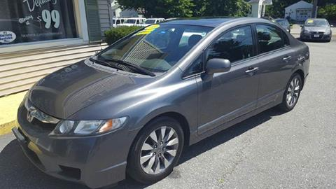 2009 Honda Civic for sale in Auburn, ME