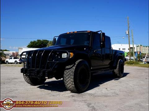2008 International MXT for sale at The New Auto Toy Store in Fort Lauderdale FL