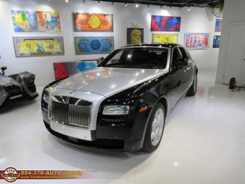 2010 Rolls-Royce Ghost for sale at The New Auto Toy Store in Fort Lauderdale FL