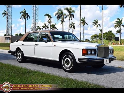 1987 Rolls-Royce Silver Spur for sale in Fort Lauderdale, FL