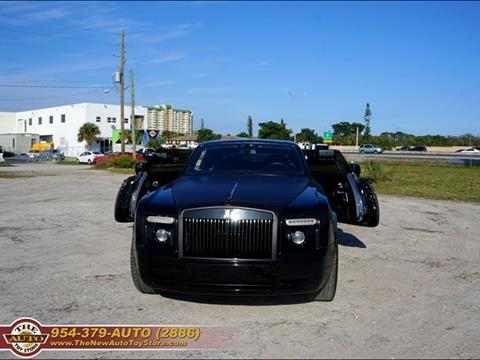 rolls royce phantom coupe for sale in florida. Black Bedroom Furniture Sets. Home Design Ideas
