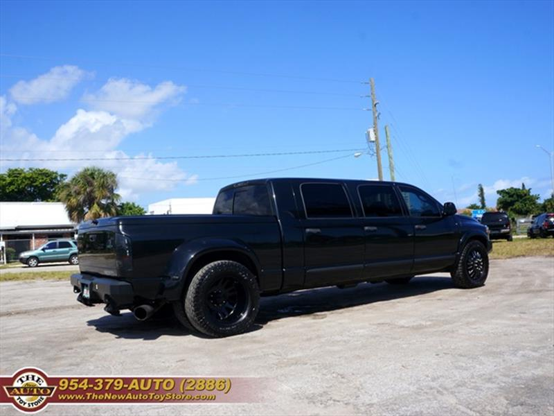 2009 Dodge Ram Pickup 3500 Slt 6 Door In Fort Lauderdale Fl The