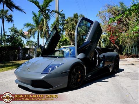 2007 Lamborghini Murcielago For Sale In Fort Lauderdale, FL