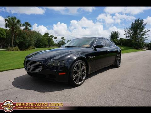 used 2005 maserati quattroporte for sale - carsforsale®