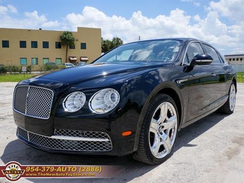 2015 Bentley Flying Spur for sale in Fort Lauderdale, FL