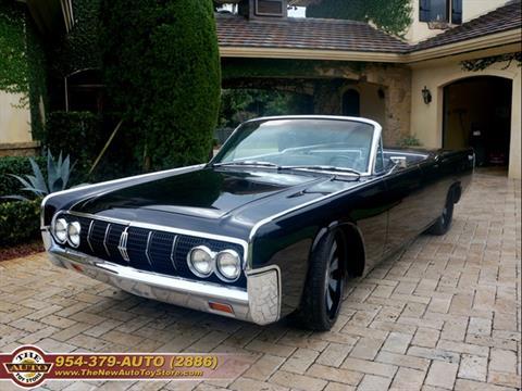 1964 Lincoln Continental For Sale Carsforsale Com