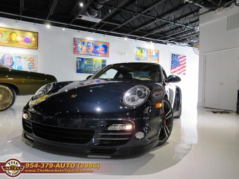 2010 Porsche 911 for sale at The New Auto Toy Store in Fort Lauderdale FL