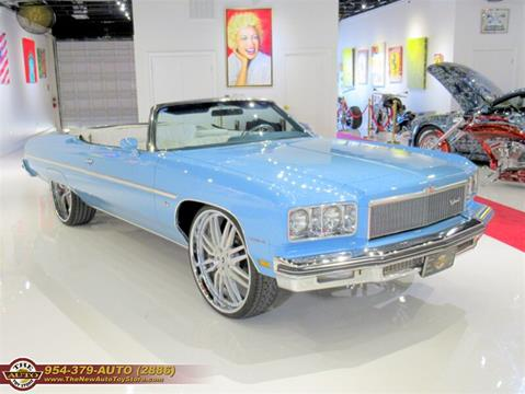 1975 Chevrolet Caprice for sale in Fort Lauderdale, FL