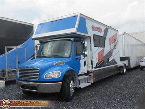 2004 Freightliner M2 106 for sale at The New Auto Toy Store in Fort Lauderdale FL