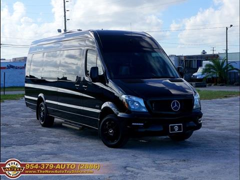 2017 Mercedes-Benz Sprinter Cargo for sale in Fort Lauderdale, FL