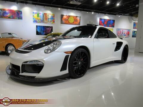 2002 Porsche 911 for sale at The New Auto Toy Store in Fort Lauderdale FL