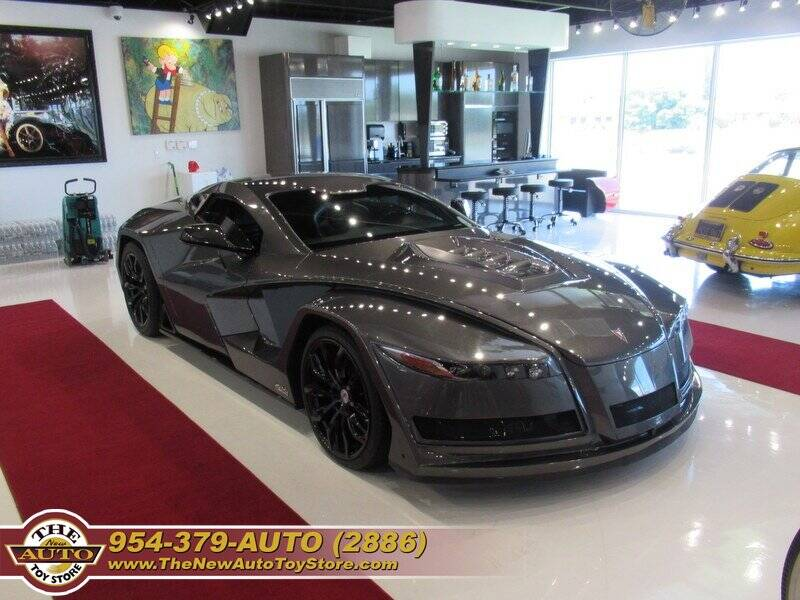 2020 Vetter Slash for sale at The New Auto Toy Store in Fort Lauderdale FL
