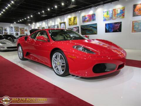 2006 Ferrari F430 for sale at The New Auto Toy Store in Fort Lauderdale FL