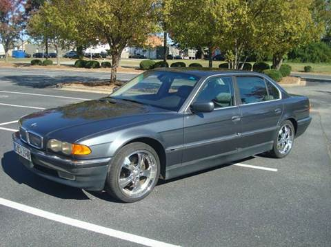 2000 BMW 7 Series for sale in Greensboro, NC