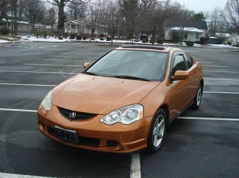 2002 Acura RSX for sale in Greensboro, NC