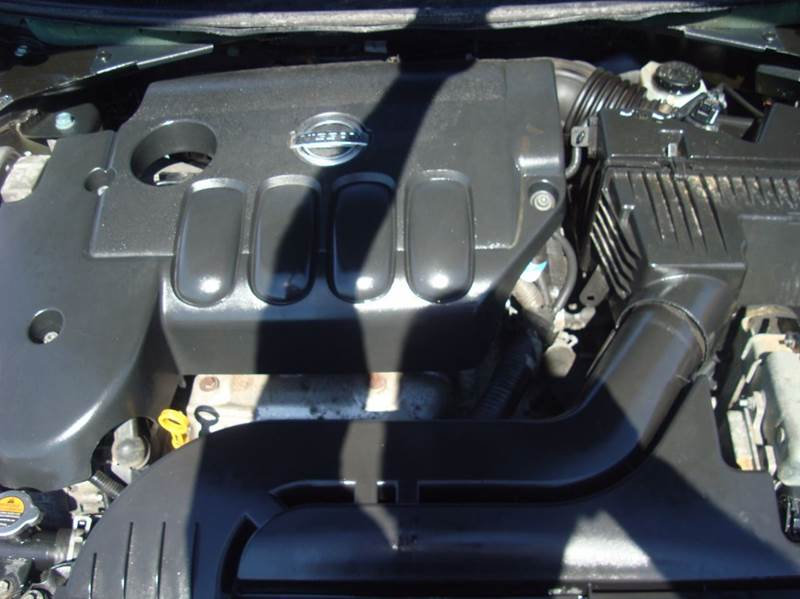2008 Nissan Altima 25 S 4dr Sedan CVT In Greensboro NC