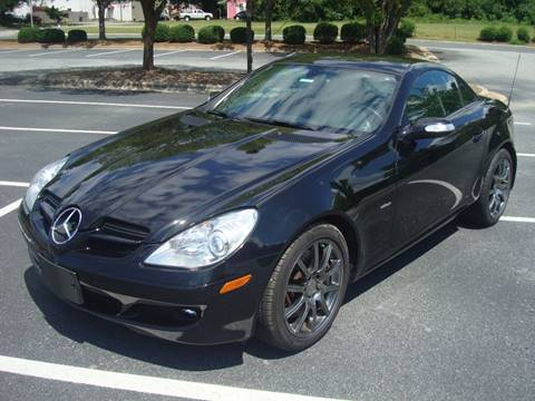 2008 Mercedes-Benz SLK for sale in Greensboro, NC