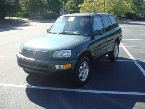 1999 Toyota RAV4 for sale in Greensboro, NC