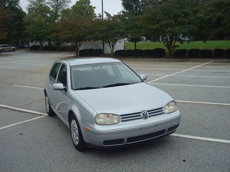 2004 Volkswagen Golf GL 4dr Hatchback In Greensboro NC  Uniworld