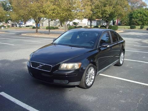 2006 Volvo S40 for sale at Uniworld Auto Sales LLC. in Greensboro NC