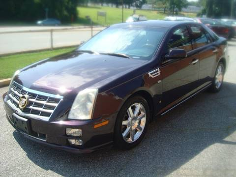 2008 Cadillac STS for sale at Uniworld Auto Sales LLC. in Greensboro NC