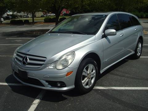 2008 Mercedes Benz R Class For Sale In Greensboro, NC